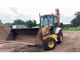Tractores agrícolas 655E  New Holland