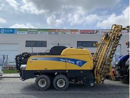 Empacadoras Gigantes Empacadora B9080 New Holland