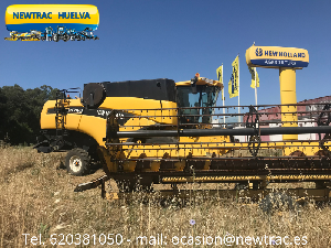 Offers Grain Harversters New Holland cx 740 used