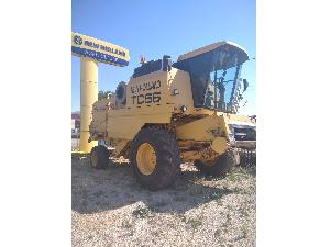 Offers Grain Harversters New Holland tc56 used