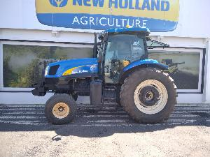 Buy Online Tractors New Holland ts115a  second hand