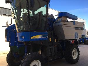 Sales Olive Collecting Machinery New Holland vendimiadora vx 680dual Used