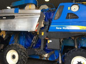 Buy Online Olive Collecting Machinery New Holland vendimiadora vx7090  second hand