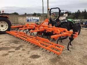 Sales Cultichissel Noli cultivadores 19 brazos Used