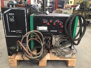 Sales Welding equipment PRAXAIR inverter  microplasma 50. Used