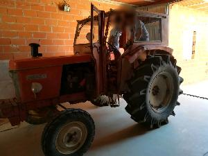 Buy Online Antique tractors Renault super 7e  second hand