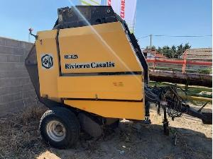 Offers Round baler Rivierre rc 125 used