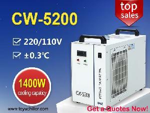 Sales Other s&a enfriador de agua cw5200 Used