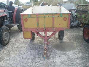 Buy Online Tanks Desconocida remolque agricola  second hand