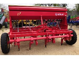 Buy Online No-Till Seed Drill Sola siembra directa 3m  second hand