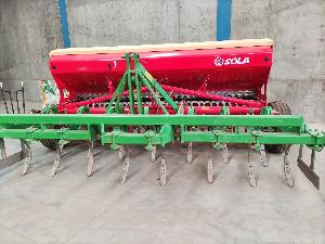 Offers Special Seeders Sola trisem 2110 used