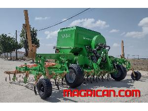 Buy Online Pneumathic seed-drill Solano Horizonte np-40-5 de 5 metros 40 botas  second hand