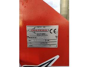 Buy Online Drawn Ploughs Torpedo arado de cohecho de 7+2 rejas marca  -solano horizonte.  second hand
