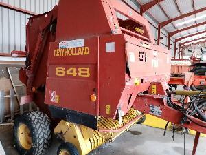 Venta de Empacadoras Gigantes New Holland rotoempacadora  648 usados