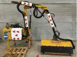 Desbrozadoras Hidráulicas de brazo BRAZO DESBROZADOR MAC-2 Belafer