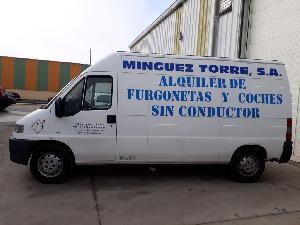 Ofertas Alquiler Peugeot boxer De Ocasión