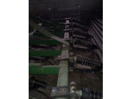Arados de cincel (chisel)   Desconocida