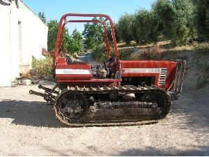 Venta de Tractores de cadenas FAT fiatagri 70-65 usados