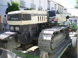 Tractores de cadenas C674-70 Lombardini