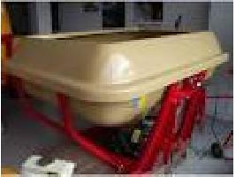 Abonadoras Suspendidas ABONADORA PENDULAR 1000 KG Zeppelin