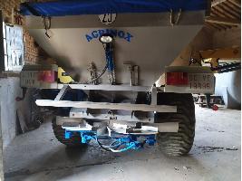 Abonadoras Arrastradas Abonadora arrastrada AGRINOX Agrinox