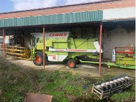 Cosechadoras de cereales DOMINATOR 98 SL Claas