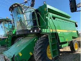 Cosechadoras de cereales 2254 John Deere