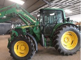 Tractores agrícolas 6430 John Deere