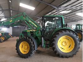 Tractores agrícolas John Deere - 6430 PREMIUM John Deere
