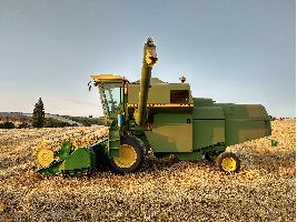 Cosechadoras de cereales John Deere 965 John Deere