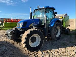 Venta de Tractores agrícolas New Holland t 6080 usados