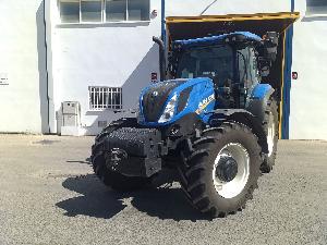 Venta de Tractores agrícolas New Holland t6.160 ec usados