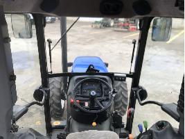 Tractores agrícolas TN 95FA New Holland