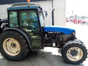 Venta de Tractores agrícolas New Holland tn90 f usados