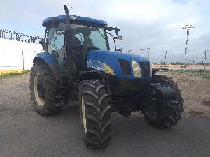 Venta de Tractores agrícolas New Holland tsa125 usados