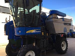 Venta de Vendimiadoras para el olivo New Holland vendimiadora vx 680dual usados