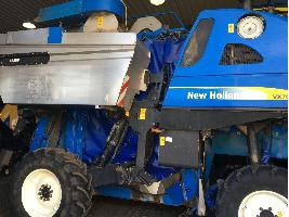 Vendimiadoras para el olivo VENDIMIADORA VX7090 New Holland