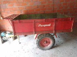 Venta de Remolques agrícolas Pasquali remolque usados
