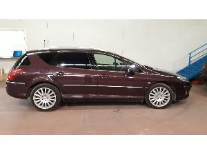 Verkauf von Autos und 4 x 4 Peugeot coche gebrauchten Landmaschinen