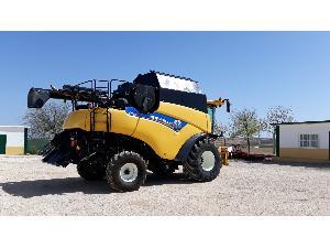 Verkauf von Sammlerinnen New Holland cr8070 gebrauchten Landmaschinen