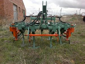 Verkauf von Meißel Pflüge (Grubber) sanchez beato cultivador con intercepa mixto gebrauchten Landmaschinen