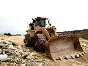 Verkauf von Lader Caterpillar 990 gebrauchten Landmaschinen