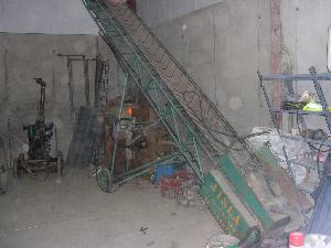 Verkauf von Förderer Jisla 6 mts gebrauchten Landmaschinen