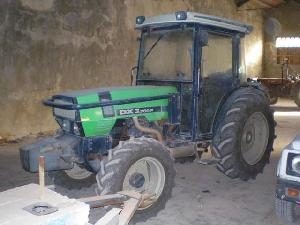 Verkauf von Edelstahl-Tanks Deutz-Fahr tracto gebrauchten Landmaschinen