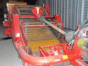 Verkauf von Reiniger Grimme megastar gebrauchten Landmaschinen
