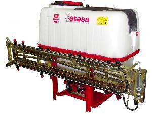 Verkauf von Pflanzenschutzspritzen Atasa ares 600 gebrauchten Landmaschinen