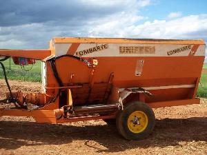 Verkauf von Remolques Unifeed Lombarte  gebrauchten Landmaschinen