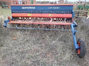 Verkauf von Drillmaschinen Howard nordsten gebrauchten Landmaschinen