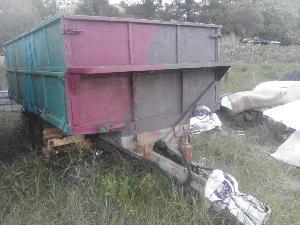 Online kaufen Landwirtschaftliche Anhänger Beguer remolque agricola gebraucht