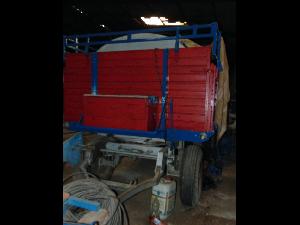 Angebote Kipper Desconocida remolque de madera basculante gebraucht
